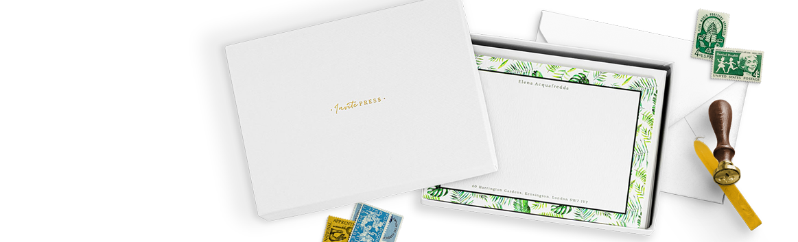 Notecard Sets & Notepads