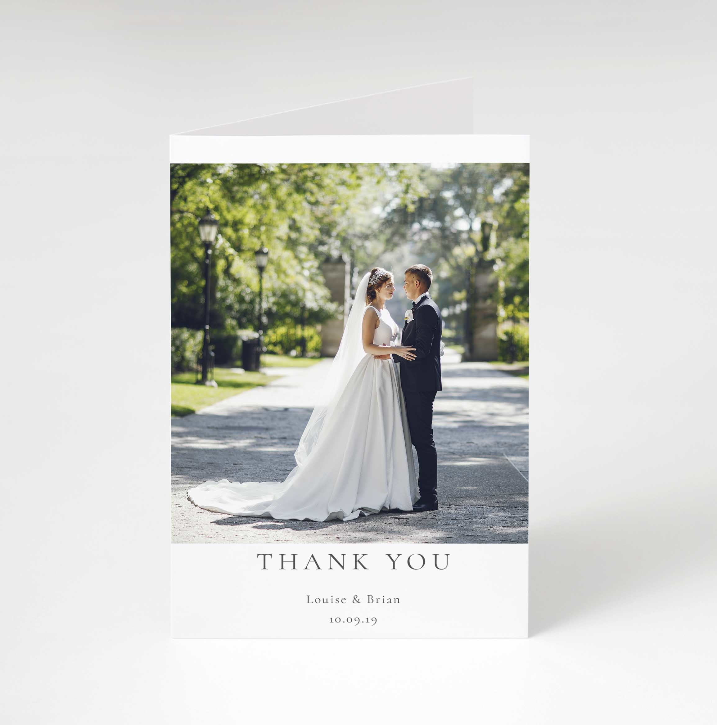 To Have and to Hold Thank You Card