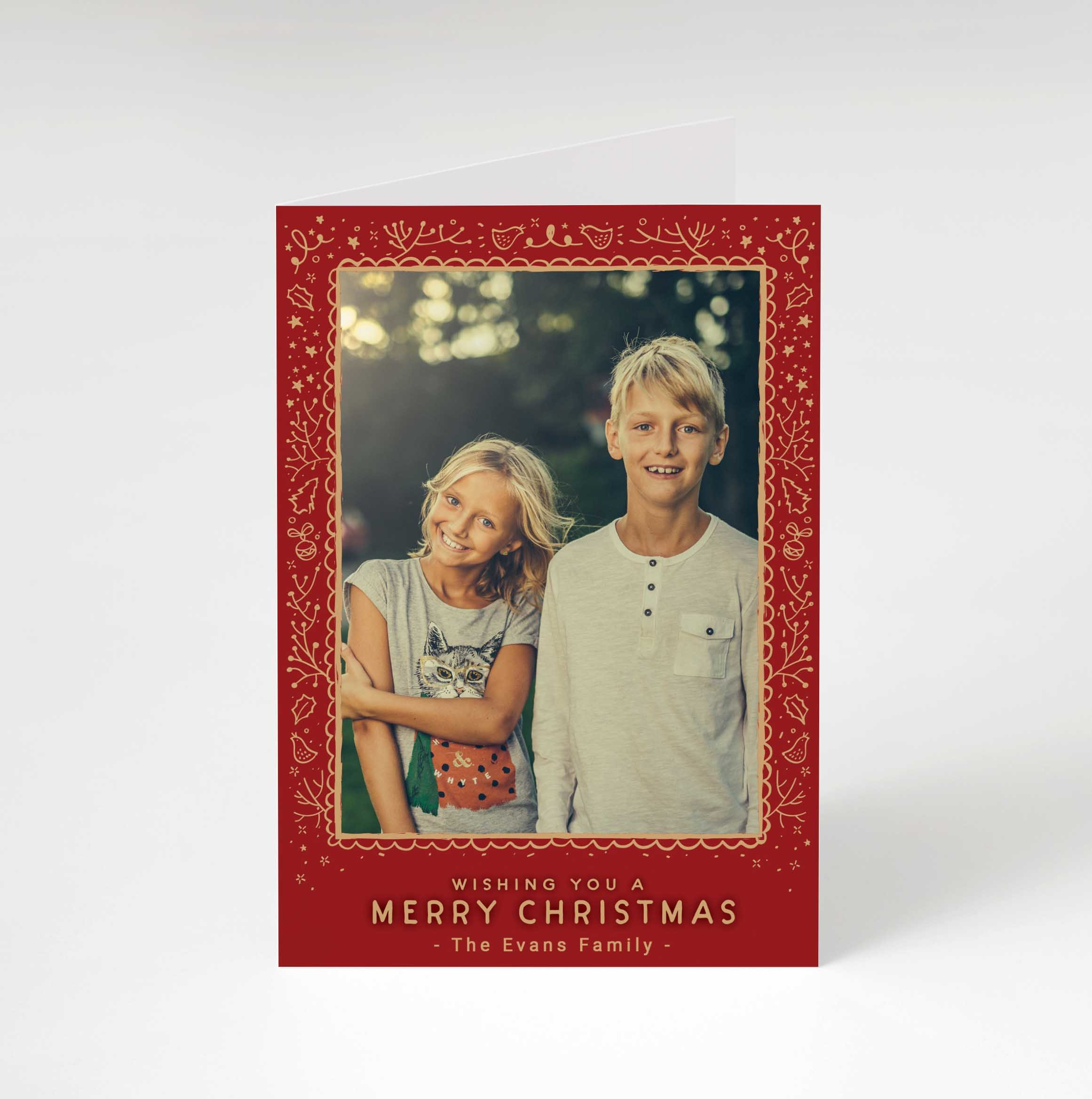 Christmas Whimsy Card