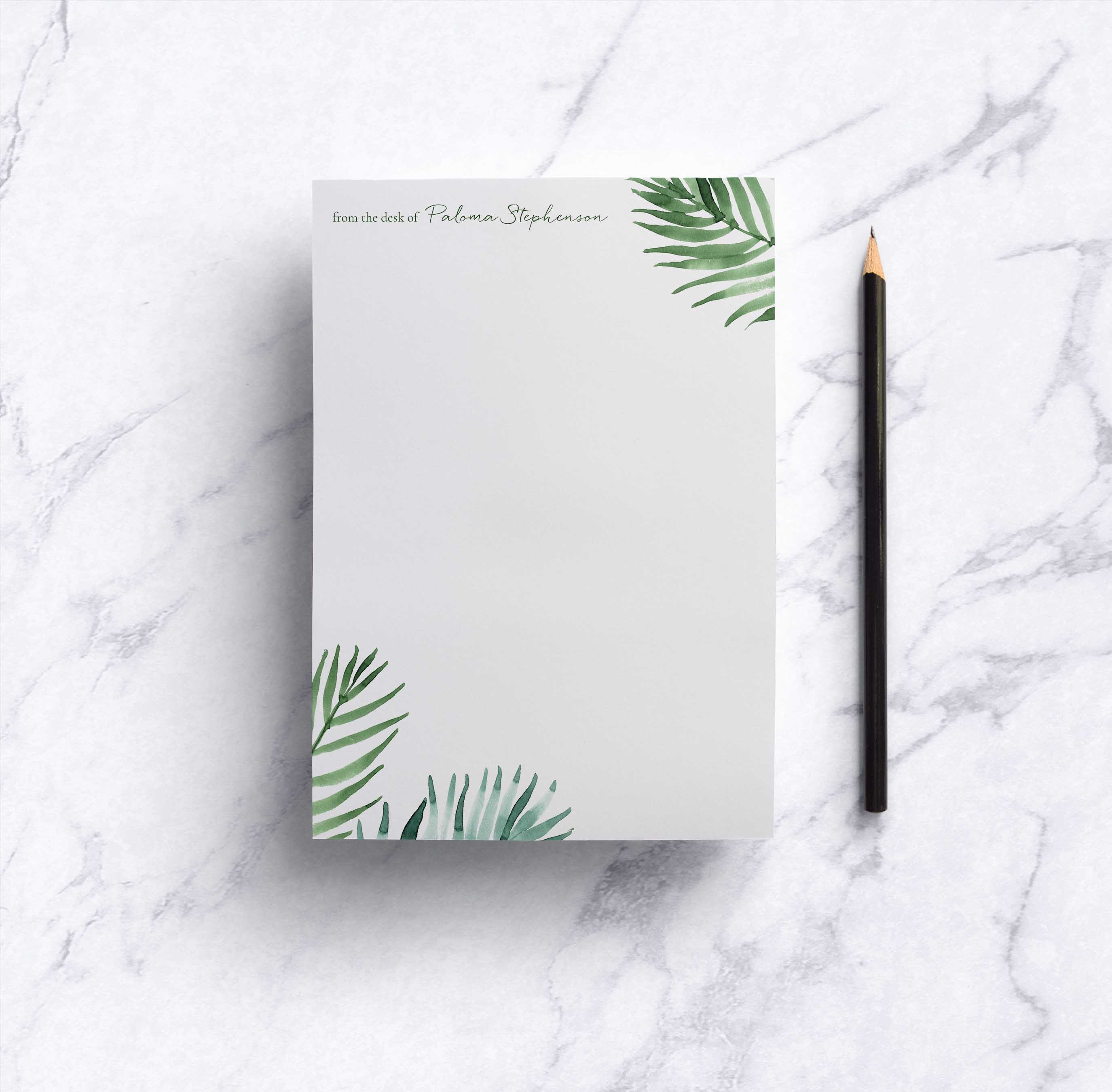 Palm Beach Notepad