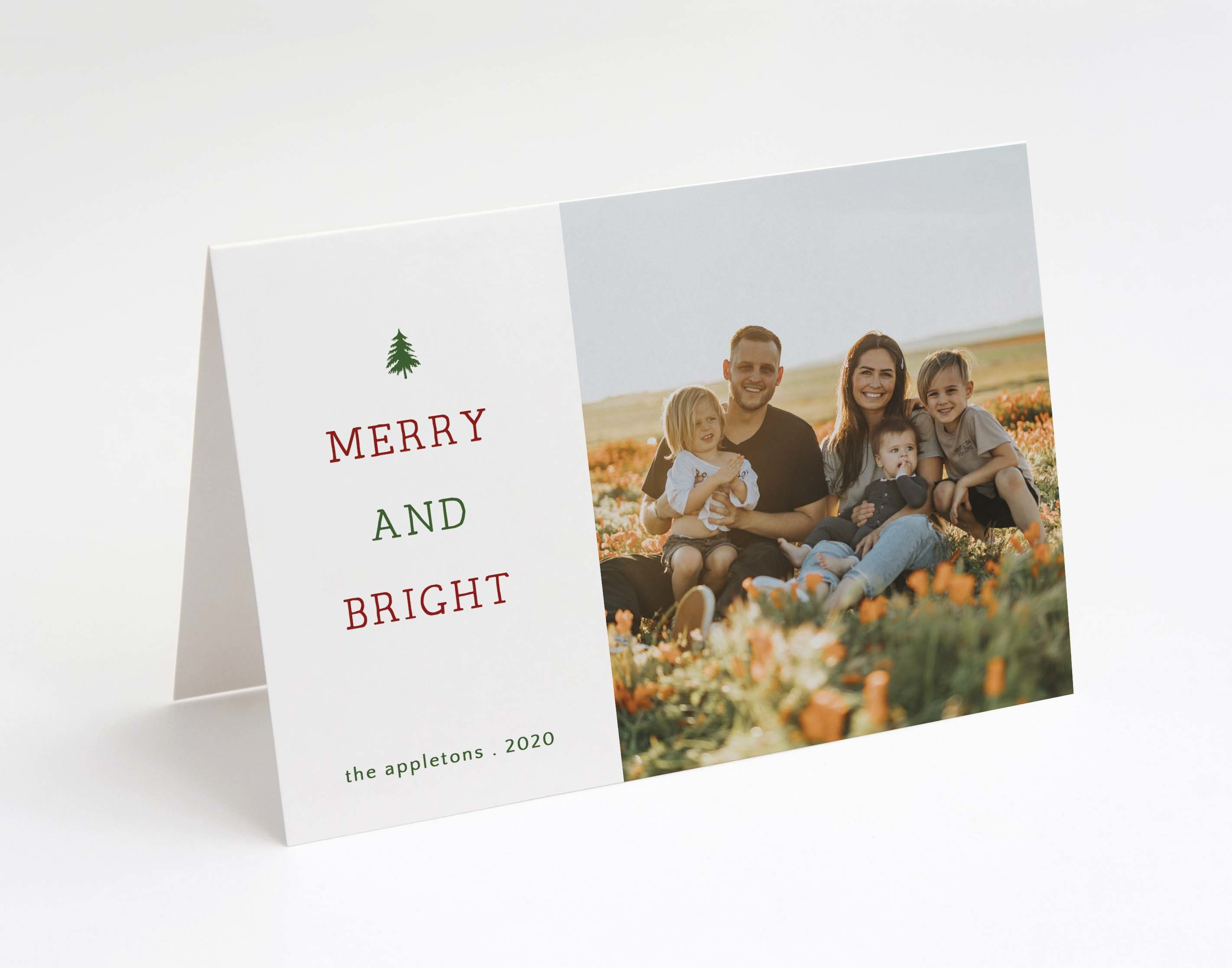 Merriest Holiday Card