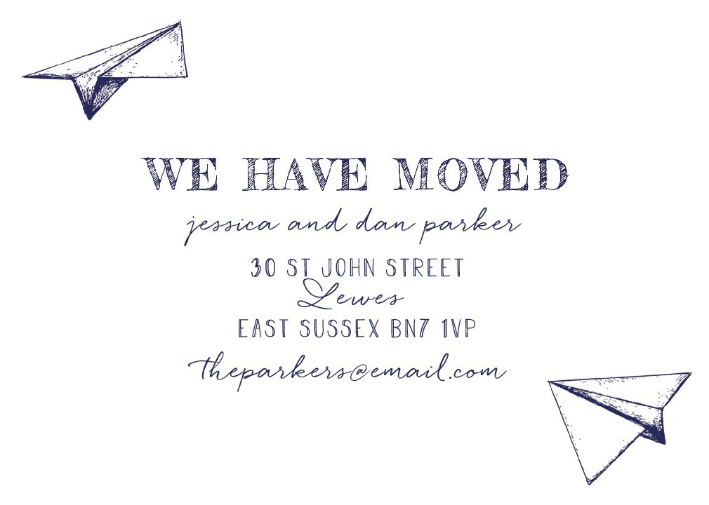 Paper Planes New Address